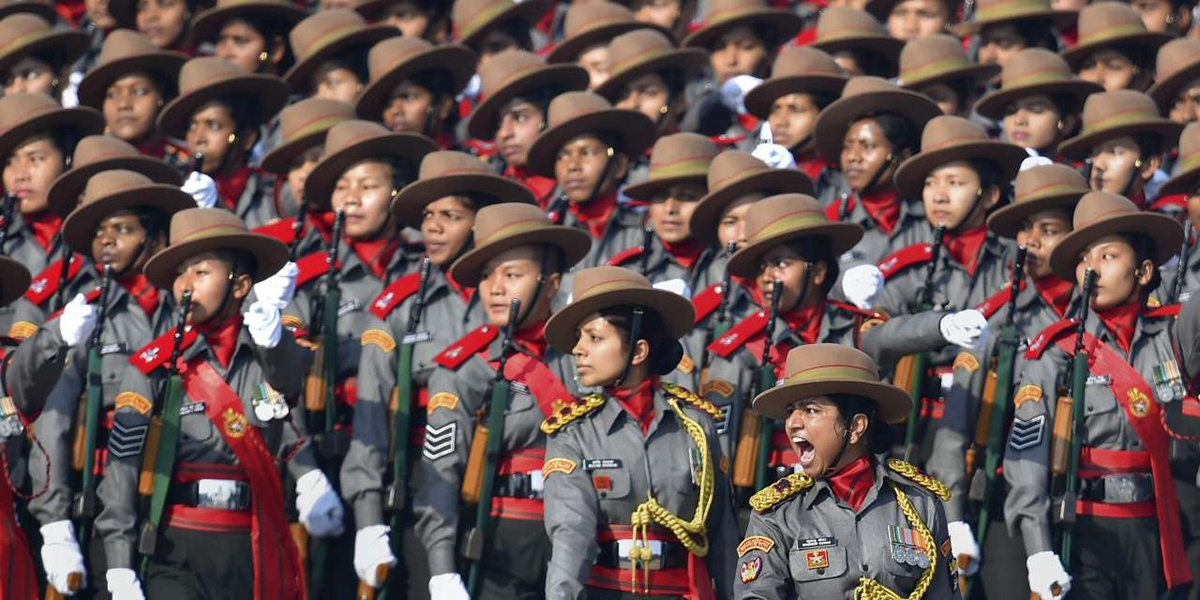 Government Allows Permanent Commission for Women in Indian Army