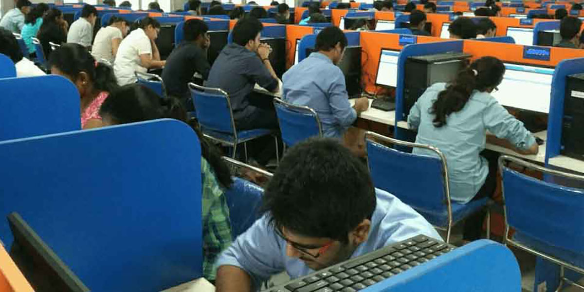 IIT JEE Examination Center